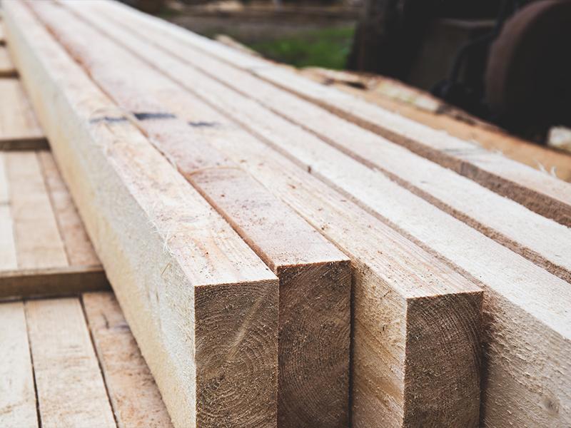 zaščita lesa s potopno impregnacijo